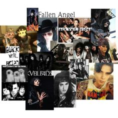 Because Black Veil Brides by julie-love-daniel on Polyvore featuring art
