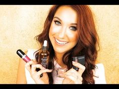 Great makeup tutorials by Jaclyn Hill - trained by MAC & uses mostly MAC products