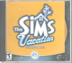 (*** http://BubbleCraze.org - Bubble Popping meets Tetris? OH YEAH! ***)  The Sims Vacation Expansion Pack PC Game 2003 Simulation #ElectronicArts
