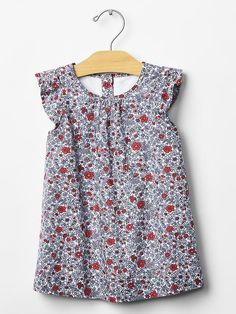 Ditsy floral dress Product Image