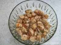 Sałatka gyros - Obżarciuch Potato Salad, Potatoes, Ethnic Recipes, Food, Meal, Potato, Essen, Hoods, Meals