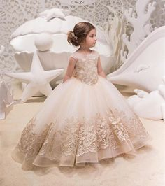 Online Shop Girls Dresses for Party and Wedding Girls Maxi Princess Dress Kids Frocks Clothes Teen Dress Up Costume for Kids Girls Girls Dresses Uk, Wedding Dresses For Kids, Little Girl Dresses, Wedding With Kids, Dress Wedding, Lace Wedding, Flower Girls, Flower Girl Dresses, Birthday Girl Dress