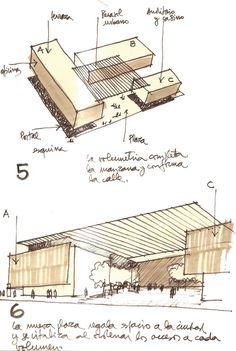 Edificio MOP Rancagua,Dibujos 5 y 6