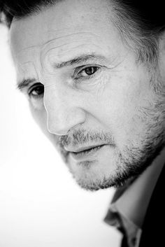 Liam Neeson by Nigel Parry