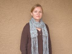 Sand and Sea Scarf by thechillydog on Etsy, $34.00