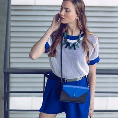 New Collection - now available in our stores  #vilanova #vilanova_accessories #blue #newcollectin #crossbag #newin