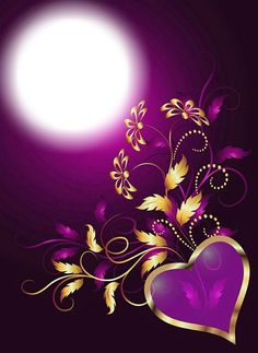 Create your own photo montage gold & purple hearts on Pixiz. Bling Wallpaper, Funny Phone Wallpaper, Flower Phone Wallpaper, Heart Wallpaper, Butterfly Wallpaper, Love Wallpaper, Cellphone Wallpaper, Colorful Wallpaper, Pattern Wallpaper