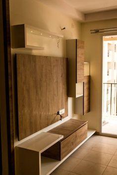 Modern Tv Unit Designs, Wall Unit Designs, Modern Tv Wall Units, Living Room Tv Unit Designs, Tv Wall Design, Tv Unit For Living Room, Tv Unit For Bedroom, Tv Unit Furniture Design, Tv Unit Interior Design