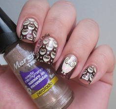 The Clockwise Nail Polish: Born Pretty Store BP 54 Stamping Plate Review