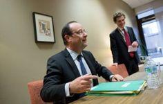 Cote de confiance: du mieux pour Ayrault et surtout pour Hollande