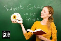 Go Wild or not Go Wild