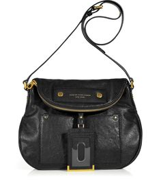 Black Natasha Satchel Bag