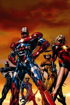mike deodato comic vine | Mike Deodato Jr.