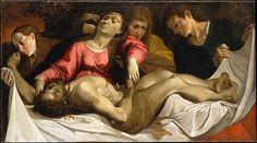Ludovico Carracci -  1592