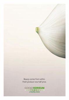 Coop | Food print #Advertising