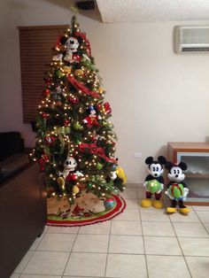 my mickey mouse christmas tree mickey mouse christmas tree disney christmas ornaments xmas tree