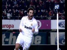 Youtube En el Bernabéu juegas tú
