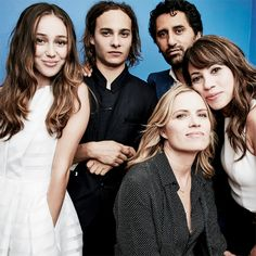 Fear The Walking Dead Cast - 2015 Summer TCA Portraits