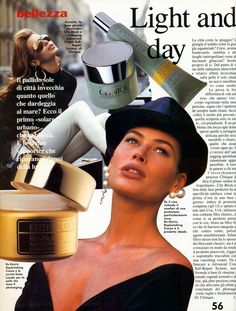 VOGUE Itlly May 1992 Photosets & ..