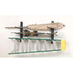 Support Multi-Rack - Rangement d'équipement de sport - Garage Box