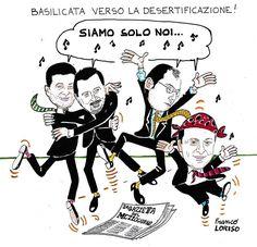 https://ondalucana.wordpress.com/franco-loriso/… Franco Loriso in esclusiva su Onda Lucana. #FrancoLoriso #OndaLucana #vignette #ViaPretoria 🤣#Basilicata #Lucania #Politica #Satira #Petroli #Comics 🤣#Quotidiano #Mafia