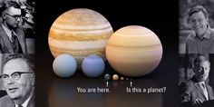 In the IAU voted to remove Pluto from the list of planets in the Solar System. Instead, Pluto, and other large objects would be classified as Dwarf Planets. Why Pluto is no longer a planet. Hubble Space Telescope, Space And Astronomy, List Of Planets, 9 Planets, Weather Hurricane, Hurricanes And Tornadoes, Oort Cloud