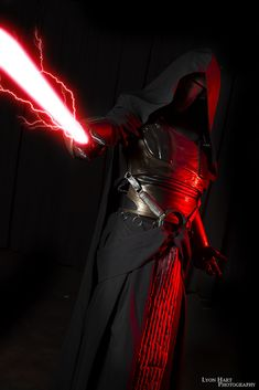 """Only I have been both Jedi and Sith, and found clarity in the Force."" Darth Revan: Star Wars, Knights of the Old Republic Cosplayer: Vigarath Star Wars Clones, Star Wars Sith, Star Wars Darth Revan, Rpg Star Wars, Star Wars Fan Art, Star Trek, Darth Vader, Images Star Wars, Star Wars Pictures"