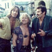 Kevin Sorbo, Michael Hurst, Bruce Campbell - Hercules: The Legendary Journeys