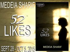 Tome Tender: The Winner of Medeia Sharif's 52 Likes Giveaway is...