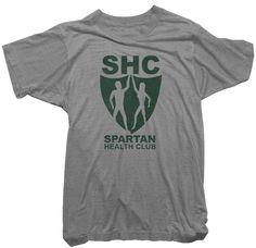 Worn Free - Spartan Health Club Tee