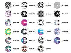 Creuna Identity by Ken Olling, via Behance