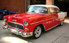1955 Chevrolet Bel Air - Classic Muscle
