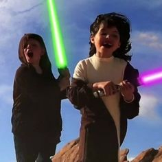 Star Wars: Episode VII Junior Jedi Fan Trailer -- Three elementary school kids from Encino, California show fanboys everywhere what's up. -- http://wtch.it/tar0f