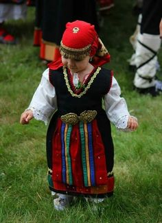 20150820 - 😘💋Koprivchit Festival 2015 😍Photo from a friend of FB. Folk Costume, Costumes, Bulgarian, Vacation Spots, Culture, Dance, Traditional, Children, Places