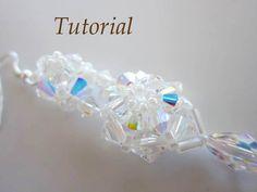 PDF beaded Earrings Bridal Earrings seed bead by BeadsMadness