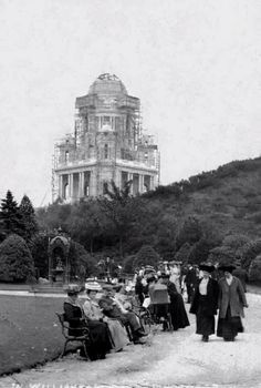 Williamson Park Lancaster Lancashire England in 1909 Morecambe, Lancaster, Places To Go, Nostalgia, England, Memories, Park, Bathroom, City