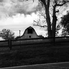 Creepy barn. Arkansas.
