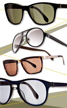 FENDI 2011 Collection #sunglasses #FENDI