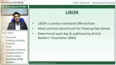 Learn the Concept of LIBOR @ApnaCourse   To Learn more concepts related to CFA here.  https://www.apnacourse.com/course/cfa-1