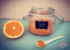 Μαρμελάδα πορτοκάλι με μέλι και τζίντζερ - Dairy-Free