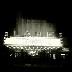 Lake Theater, Oak Park, IL.