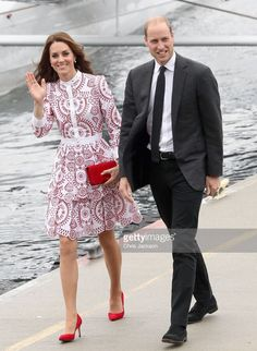 """Chris Jackson on Twitter: """"The Duke and Duchess of Cambridge arrive into #Vancouver on a seaplane from #Victoria on day 2 of #RoyalVisitCanada"""