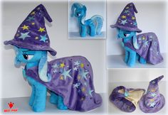 My Little Pony - The Great and Powerful Trixie by Lavim on DeviantArt