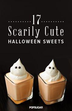 Cutest Halloween Treats