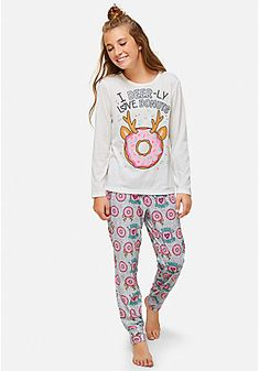 3db8363a260f Girls  Pajamas - PJ Sets   Sleep Separates