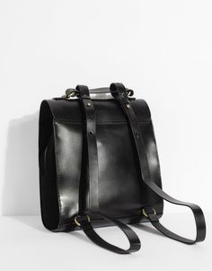 leather rucksack - Google Search