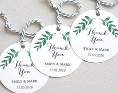 Watercolor Wedding Invitation Leaves Wreath Set Square