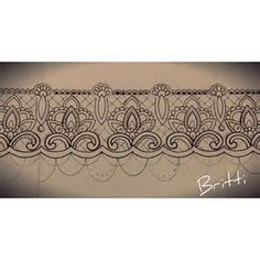 Image result for Lace Garter Tattoo