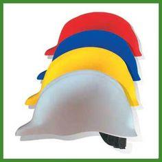 Cascos de obras NZI de colores: azul, rojo, amarillo y blancos. Modelos CT-1, homologados con certificado de seguridad CE.    Más información: http://www.tplanas.com/epis/cascos-de-obras/26-cascos-de-obras-nzi-de-colores.html
