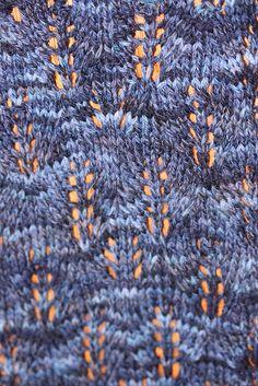 Ravelry: Basil Scarf pattern by Natasha Laity Snyder